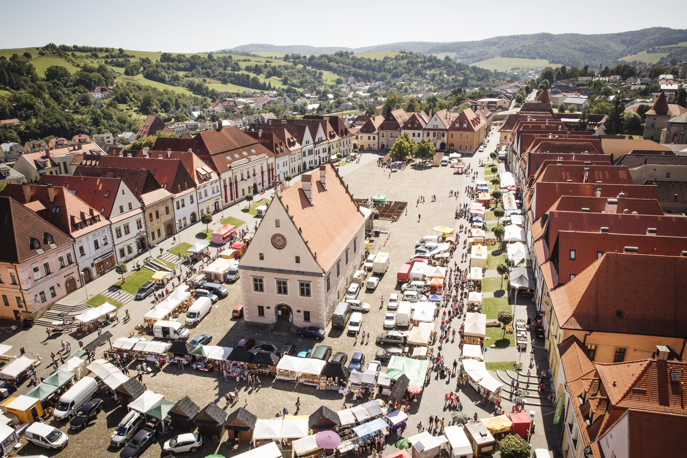 Bardejov, Towns to See in Slovak