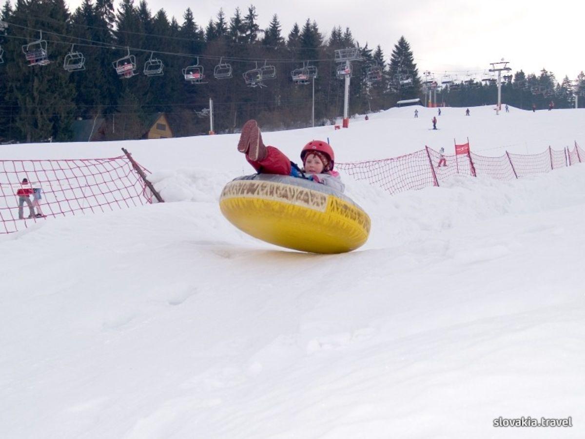 winter sports slovakia travel