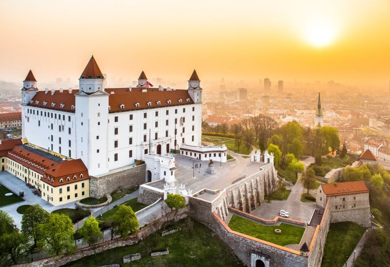 BRATISLAVA – 3 dana autobusom iz Zagreba