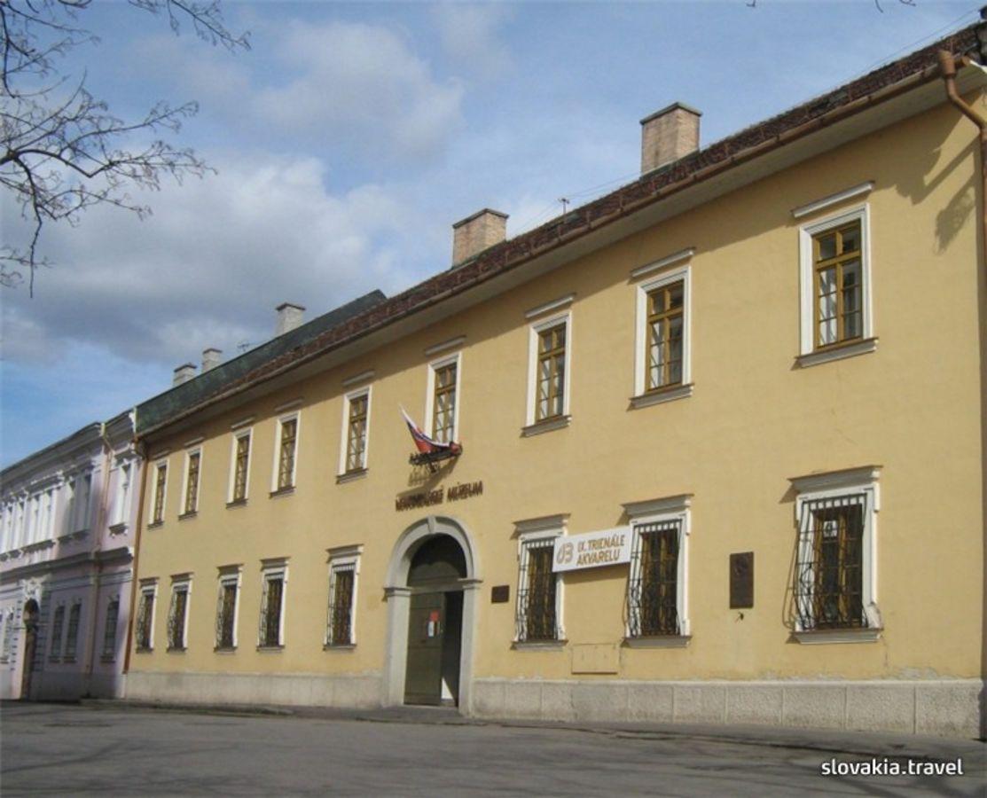 Novohrad Museum und Galerie Lučenec - Slovakia.travel ac52c73c1e3