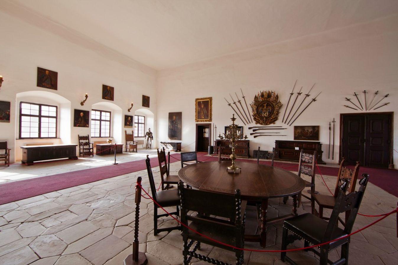 The Červený Kameň Castle - Slovakia.travel eacec8e4915