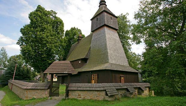 Wooden Churches Slovakiatravel