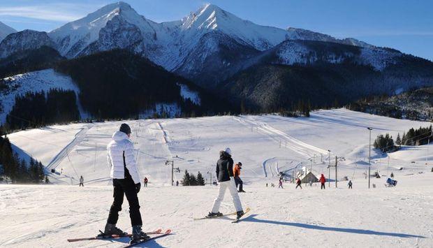 14a86871b Ski centrum Strednica. Lyžiarske stredisko ...