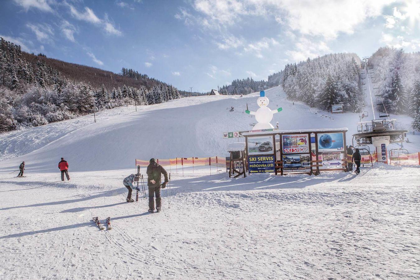 Mýto Ski Centrum - Slovakia.travel 1098244f2c9