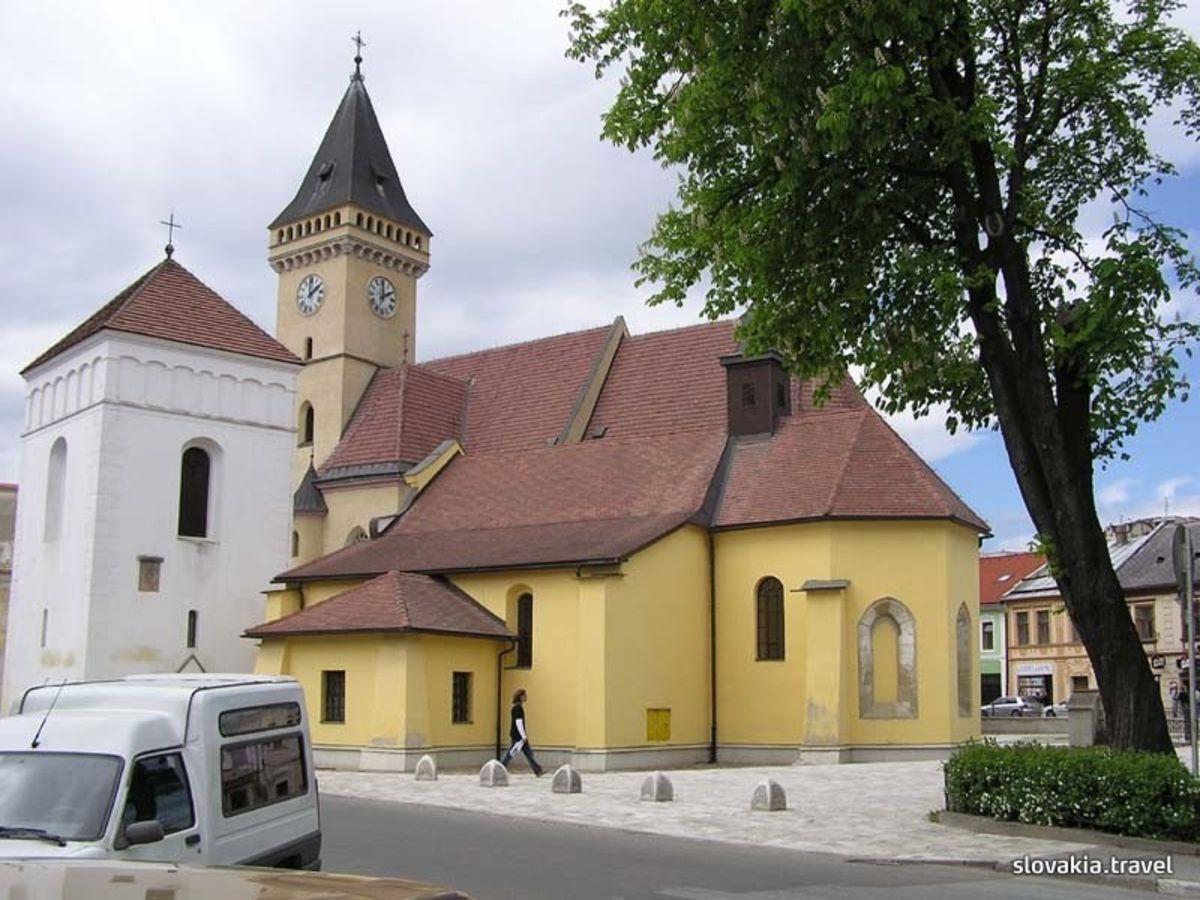 70d60d026 Sabinov - Slovakia.travel