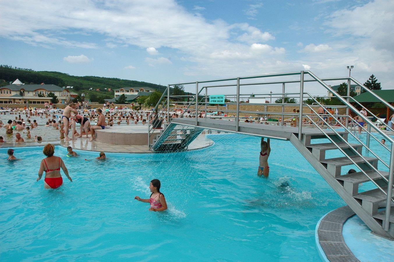 aecd247d125 Aquaparky a termálne kúpaliská - Slovakia.travel