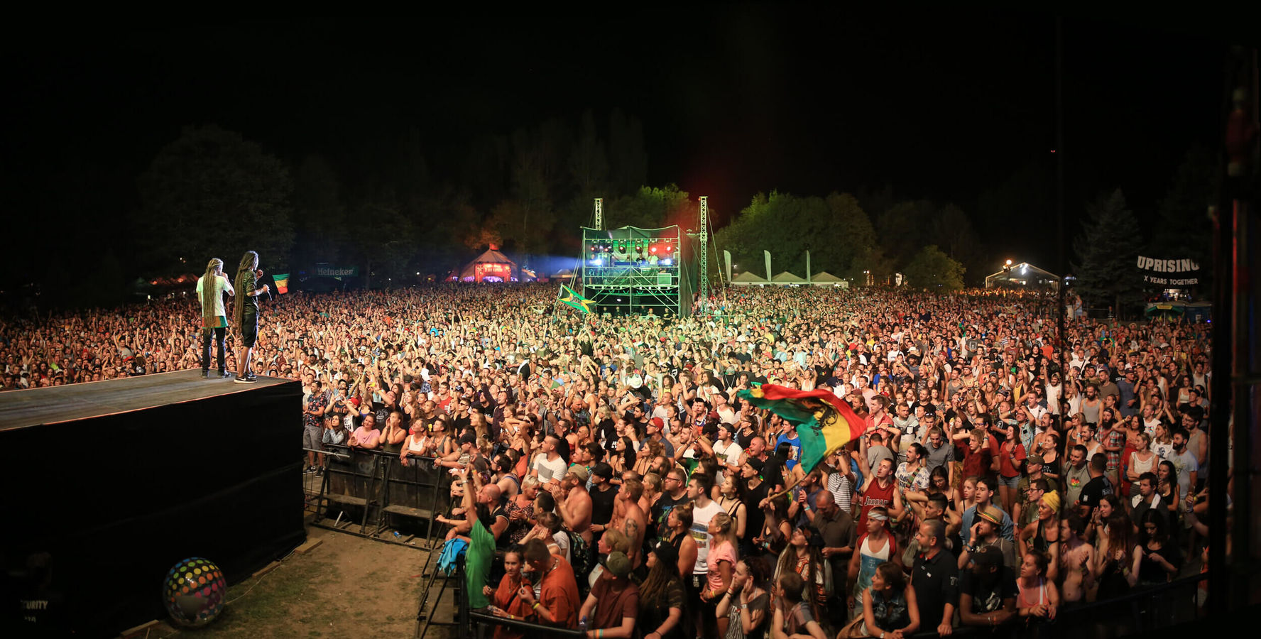 cd9985919 Uprising reggae festival - Slovakia.travel