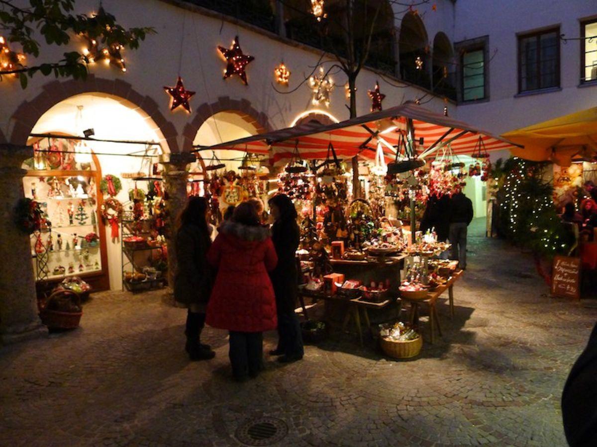 aa084d9ed Vianočné trhy v Bratislavskom kraji 2014 - Slovakia.travel