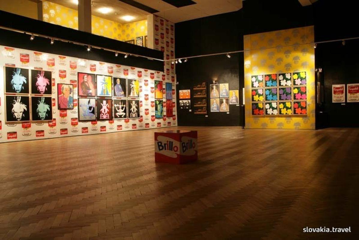 Andy Warhol Museum of Modern Art Medzilaborce - Slovakia ...