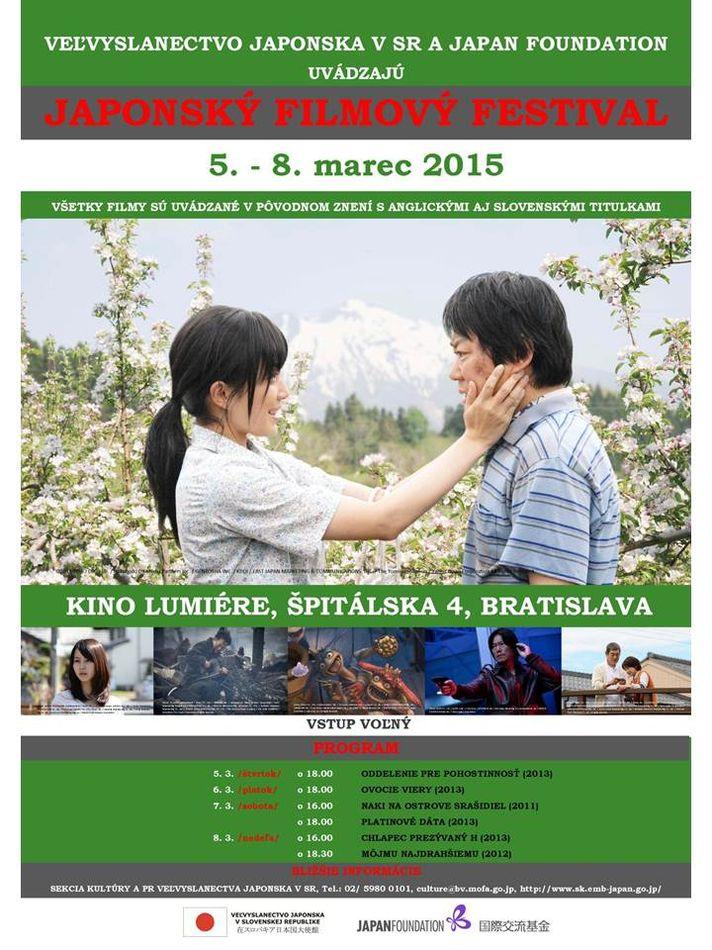 Kine lumiére v bratislave 5. - 8. marca 2015
