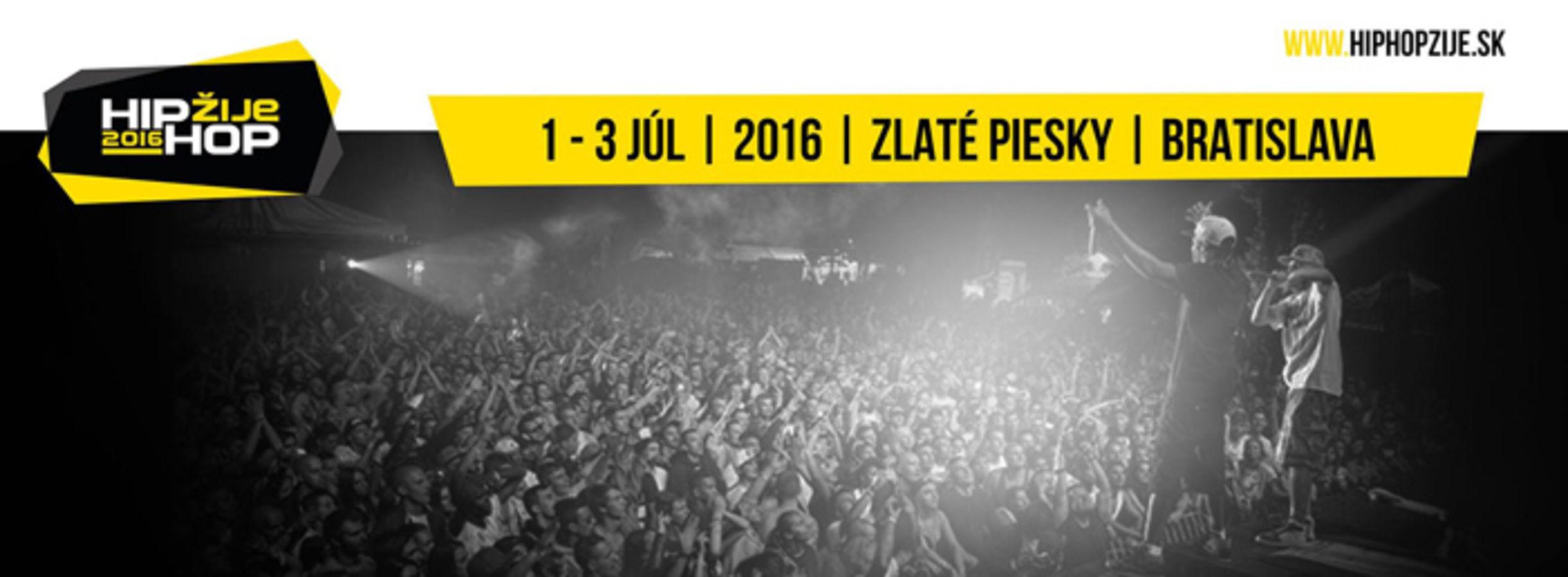 Hip Hop Žije 2016 - Slovakia.travel 86e57547c55