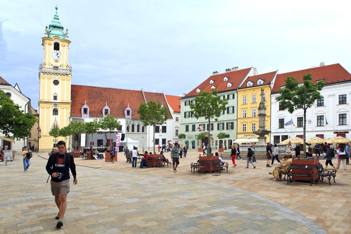 Bratislava Einwohner