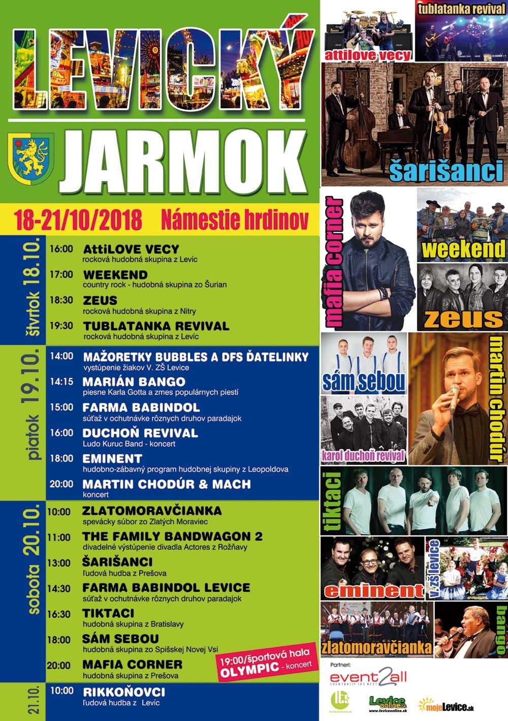 905feda4b Levický jarmok - Slovakia.travel